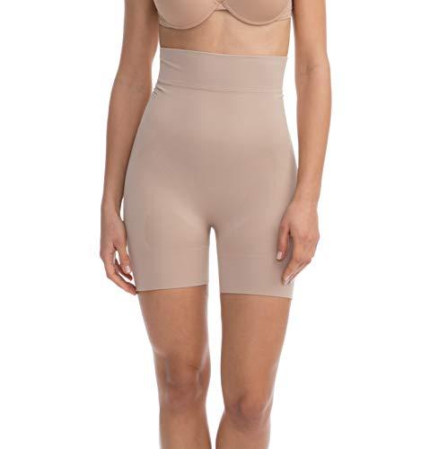 Farmacell Shape 602 (Cipria, L) pantaloncino modellante e contenitivo donna