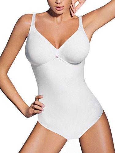 Lady Bella Body Intimo Donna Contenitivo e Modellante Senza Ferretto