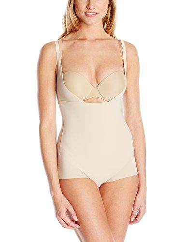 Maidenform - Body, Donna, Beige (Paris Nude Pad), 2XL