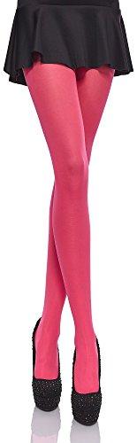 Merry Style Collant da Donna Opaco in Microfibra 40 DEN (Bianco, M (Taglia Produttore: 3))