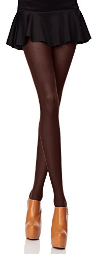 Merry Style Collant da Donna Opaco in Microfibra 70 DEN (Bianco, L (Taglia Produttore: 4))