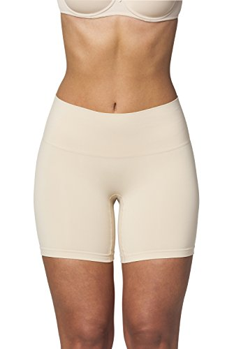 SLEEX Guaina Modellante Girl Shorts, Nude