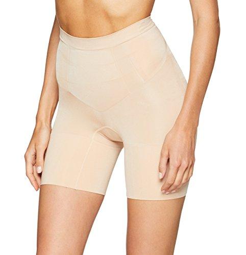 Spanx Ss6615-soft m Mutande Contenitive, Beige Soft Nude, 42 (Taglia Produttore: Medium) Donna