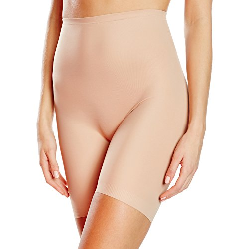 Triumph Becca High Panty L -Mutande Donna, Beige (Smooth Skin 5G), IT 3
