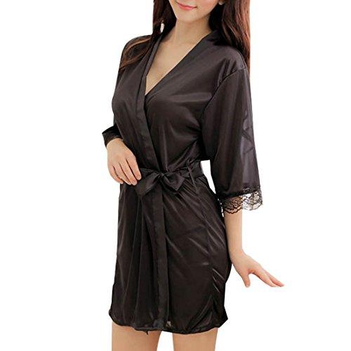 Vestaglia Kimono elegante, marca SIDIOU