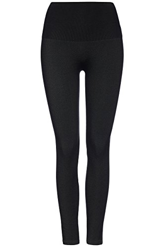 Leggings Denim Nero