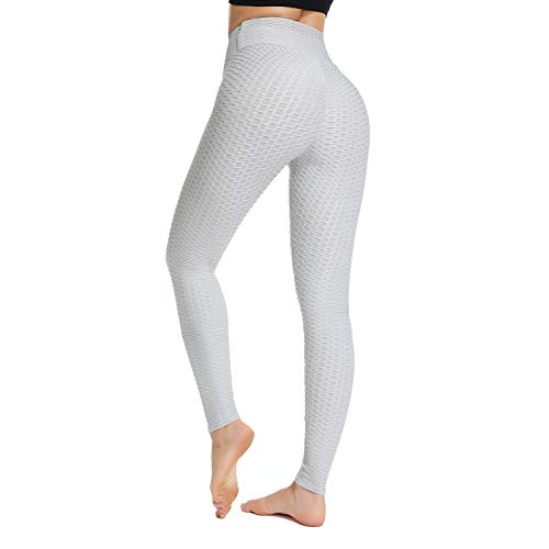 STARBILD Legging Sportivi per Donna Anti-Cellulite