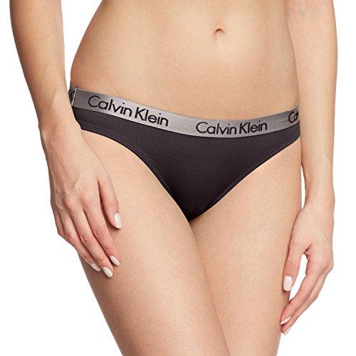 Calvin Klein underwear - RADIANT COTTON - BIKINI, Intimo da donna, nero (black 001), M