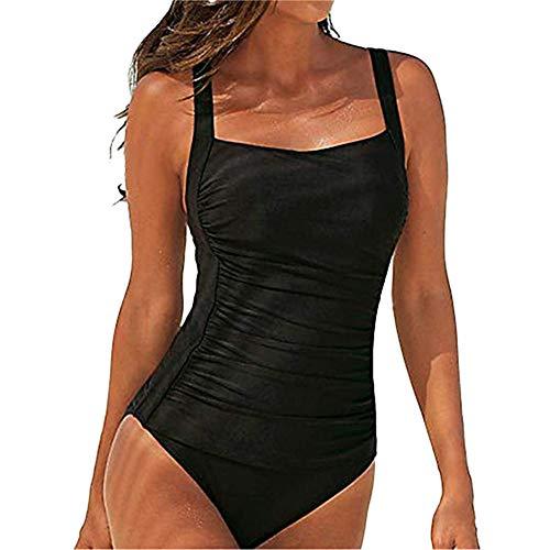 SEDEX Costume Intero Donna Push Up Monokini Sexy Costume da Bagno Donna Beachwear dello Swimwear Imbottito da Spiaggia Mare e Piscina Push up Swimsuit