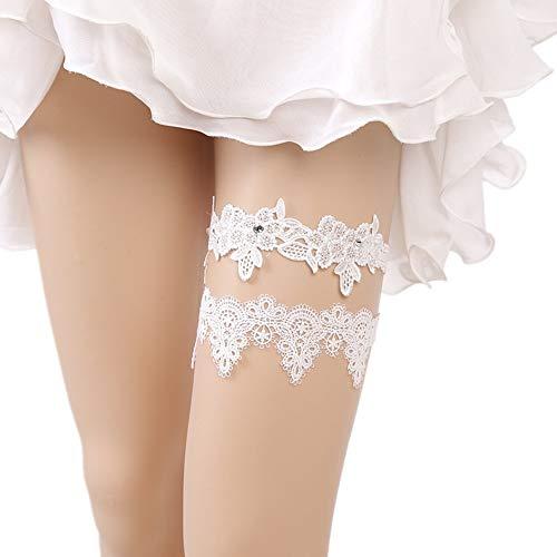 Ribbon Bow design elastico giarrettiera Giarrettiere sposa for la sposa giarrettiera for la sposa bianchi Nozze Giarrettiera Cinture Lace giarrettiera da sposa 2 pezzi da sposa giarrettiera in pizzo A