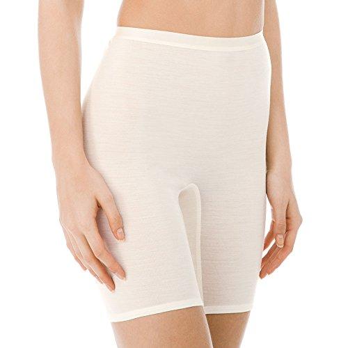 CALIDA True Confidence Damen Hose Culotte, Bianco (Cream White 892), L Donna