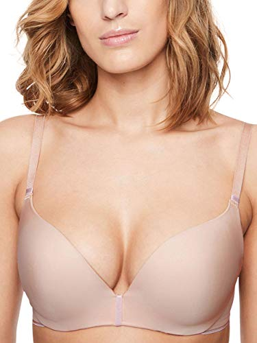 Chantelle Absolute Invisible Push-up Donna, (Beige Doré 1n), 2F (Taglia Produttore: 75F)