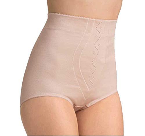 GUAINA contenitiva Panciera TRIUMPH Doreen Cotton 01 panty 02 nudo EU 75 IT 2