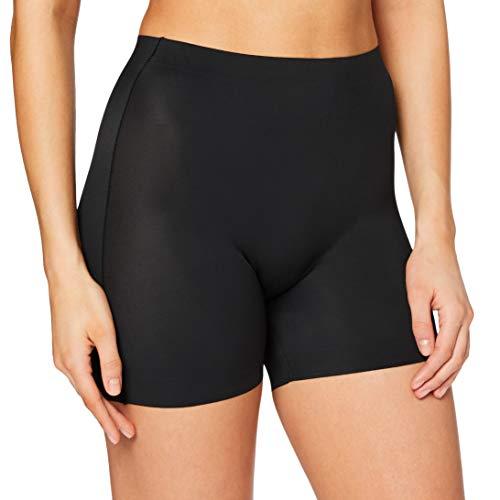 MAGIC BODYFASHION Maxi Sexy Short Pantaloncino Modellante, Nero, XXX-Large Donna