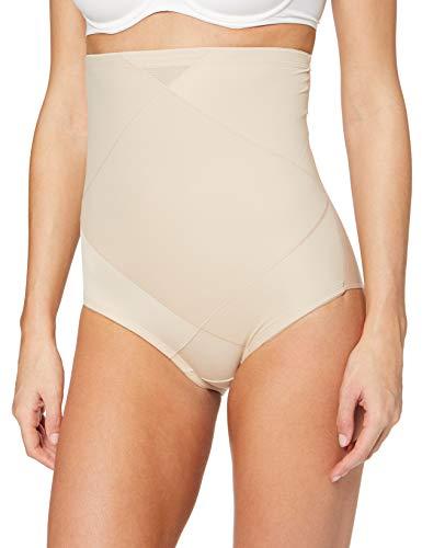 Miraclesuit Culotte Gainante Taille Haute Nude-Cross Control X-Firm Marsupio Modellante, Nudo, XXL Donna
