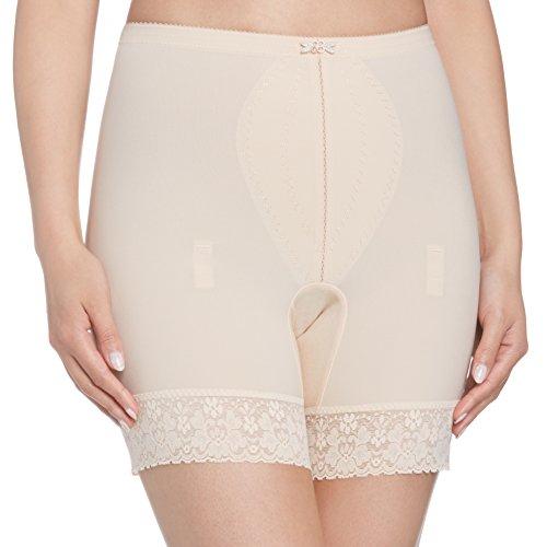 Playtex I Can'T Believe It'S A Girdle Medium Long Leg Panty - Pantaloncini intimi da donna, Beige (Beige), 38/ S