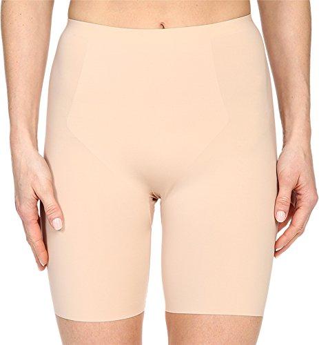 Spanx 10005R-SOFT S Guaina, Beige (Soft Nude Soft Nude), 36 (Tamaño del Fabricante:S) Donna
