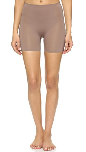 Spanx Thinstincts Targeted Girl Leggings, Beige (Mineral Taupe 000), 40 (Taglia Produttore: Small) Donna