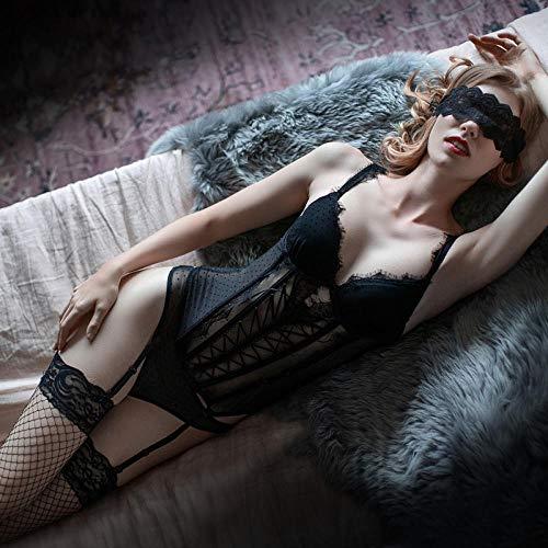 GREQ Lingerie & Intimo da Donna Sexy Lingerie Pigiama Uniforme Tentazione Libera decollo Taglie Forti da Donna