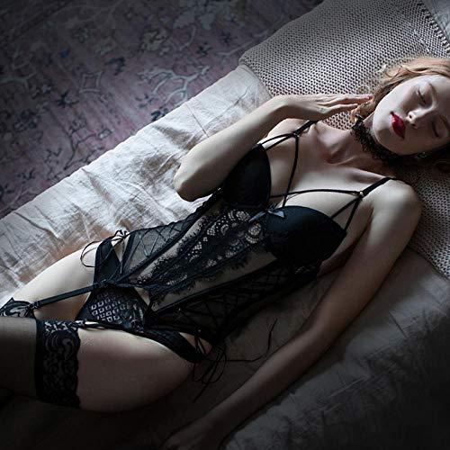 GREQ Lingerie & Intimo da Donna Sexy Lingerie Set Tentazione Uniforme Abbigliamento Sexy Abiti da Notte da Donna