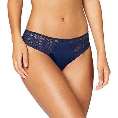 Lovable Sublim Slip, Blu (Blu 007), 4 IT, Donna