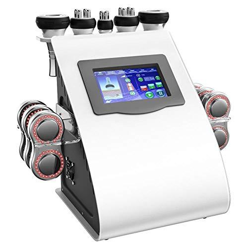 5 in 1 macchina di bellezza di cavitazione di ultrasuono di rf 40K, macchina di radiofrequenza di rimozione delle celluliti, dispositivo di cavitazione di rf per ridurre la grinza grassa(EU)