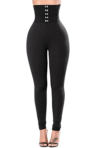 Aranmei Leggings Sportivi Donna Push Up - Eleganti Leggings Sport Opaco Yoga Fitness Spandex Palestra Pantaloni Leggins - Pantaloni Tuta Donna - Abbigliamento Fitness Donna(Vita Alta,Large)
