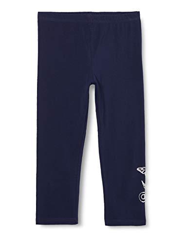 Desigual Legging_platon Leggings, Blu (Navy 5000), 152 (Taglia Produttore: X-Large) Bambina