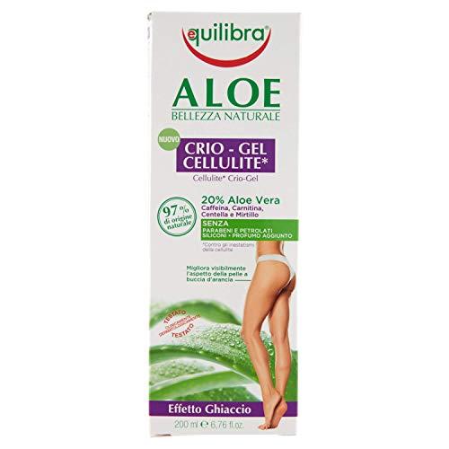 Equilibra Aloe Crio-Gel Cellulite, 200 ml