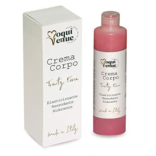 Moqui Venue | Crema Anticellulite Professionale | Crema Rassodante Corpo | Crema Smagliature